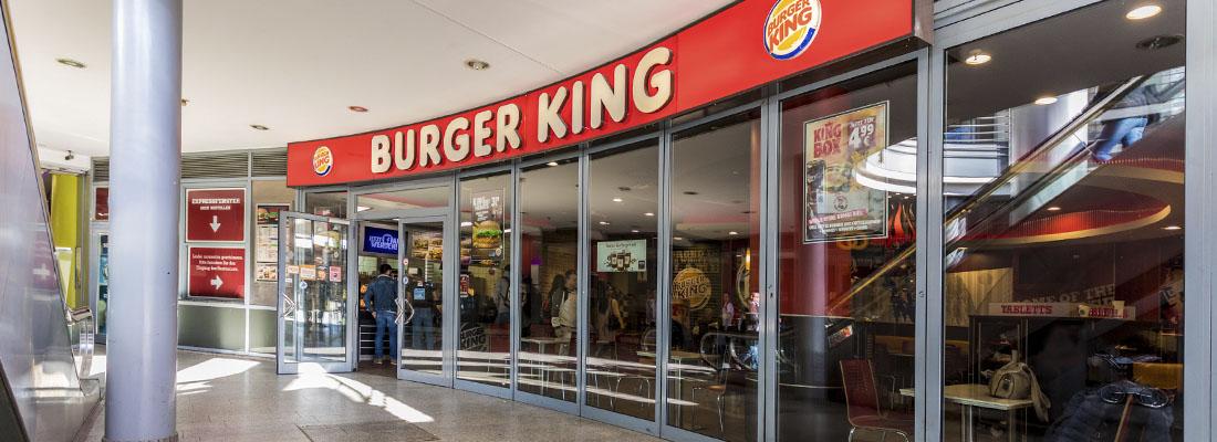 Burger King Galerie Wiener Platz Köln Mülheim