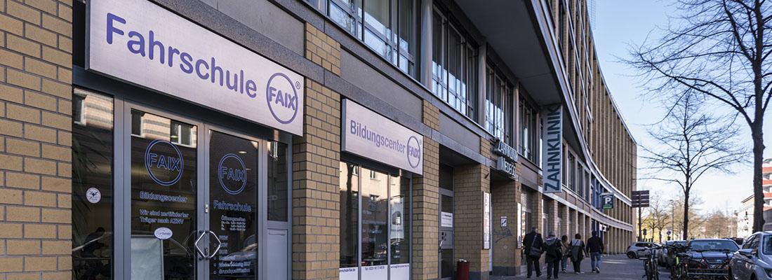 Fahrschule FAIX Galerie Wiener Platz Köln Mülheim