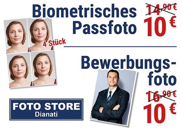 Köln Wiener Platz - Angebote - Foto Store Passfoto