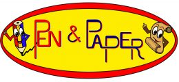 Logo Pen + Paper-001