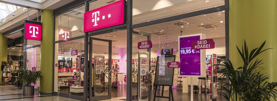Telekom Shop Galerie Wiener Platz Köln Mülheim