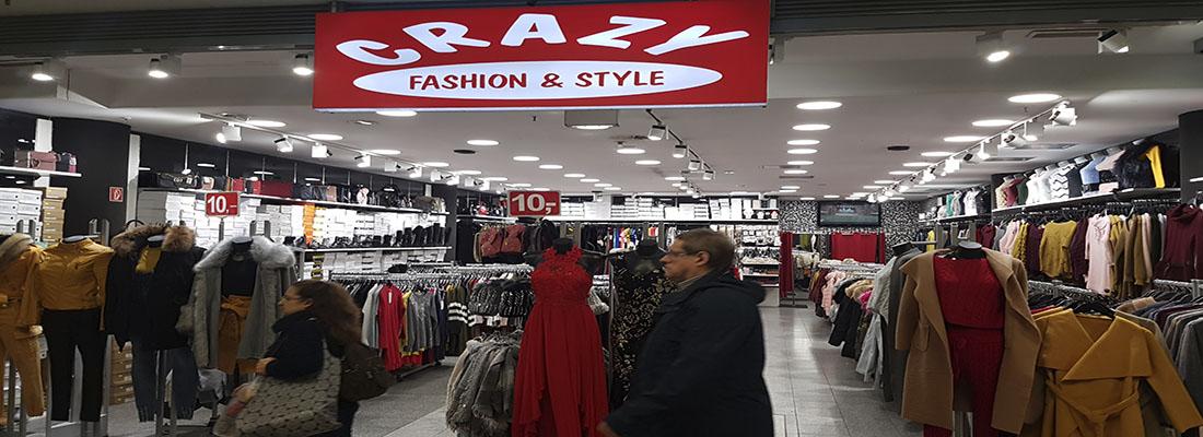 Crazy Fashion & Style Mode Köln