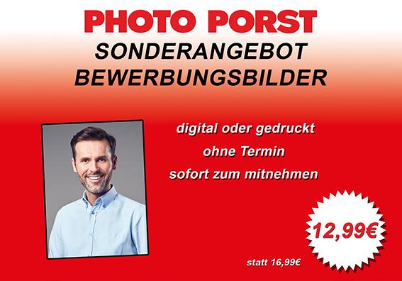 Photo Porst Bewerbungsbilder