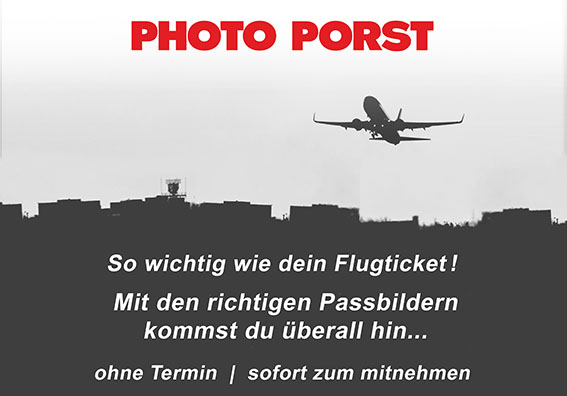 Photo Porst Passbilder