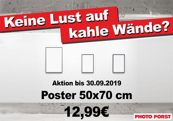 Photo Porst Poster